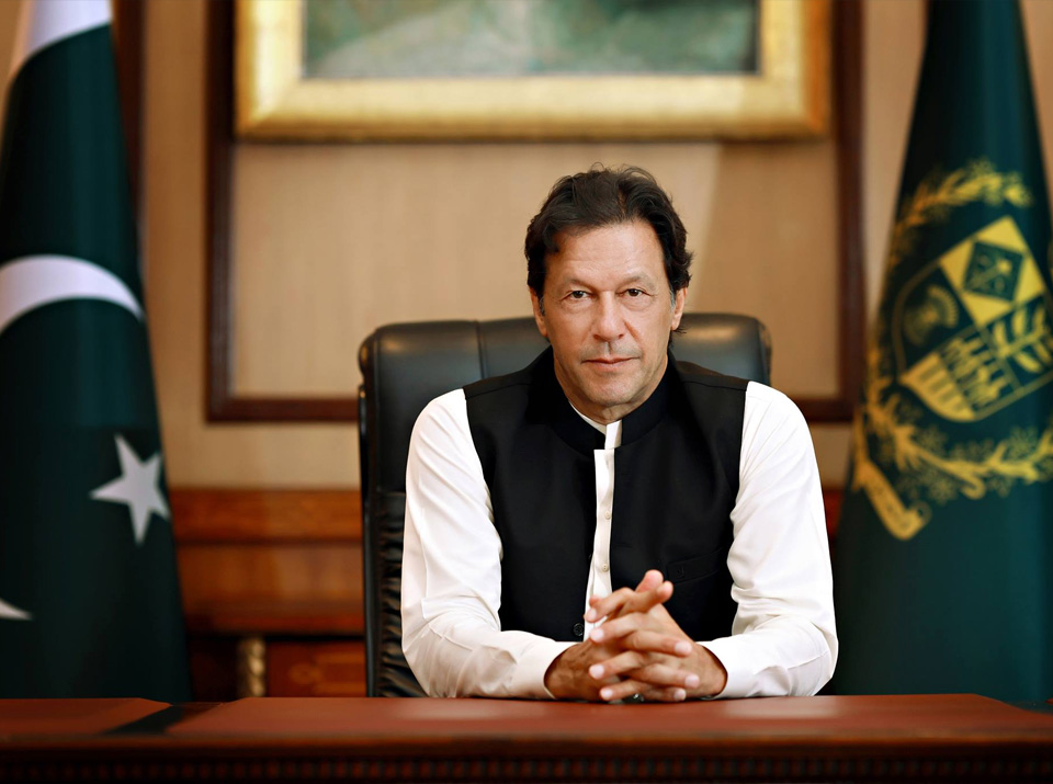 Imran Ahmed Khan Niazi
